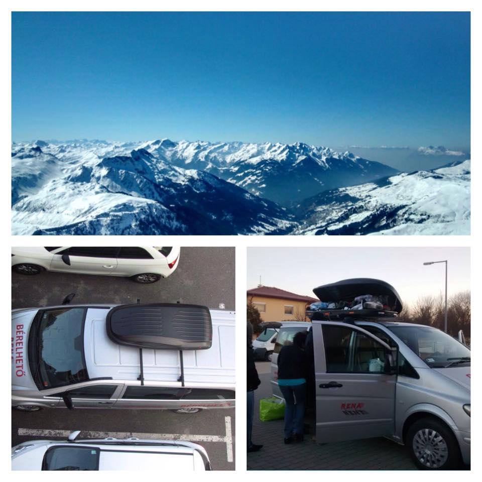 Francia Alpokban